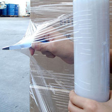Silage Wrap Film LLDPE round roll Stretch Wrap Film Stretch Film for Silage