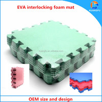 Interlocking tatami eva foam floor mat