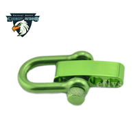 green popular belt adjustable buckle