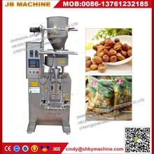 full automatic granule packing machine for seasoning/beans/peanuts/nuts granule weigher filler packing machine