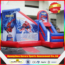 Inflatable Bounce House Bouncer Commercial Party Kids Water Slide Jump Castle