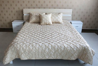 COTTON QUILTED BEDSPREAD BEDDING SET