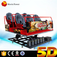 New Design For 5d Cinema--Movie Simulator With 100hd Movies 5d Cinema