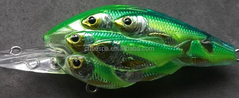 New China factory CHMN26-90-12 Bait Ball Hard Lure Crankbait Livetarget Fishing Gear