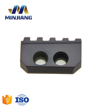 Carbon steel pipe turning tool buttress threading inserts