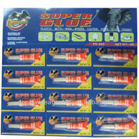 Super Fast Sticking Adhesive Glue