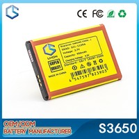 OEM/ODM High Quality GB/T 18287-2000 Mobile Phone Battery For Samsung