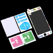 Anti-Fingerprint 3D Full Coverage Nano Slim Tempered Glass Screen Protector with Designs