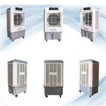 Industrial carrier air conditioner small size mobile water evaporation air cooler