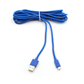Cotton woven net Android Charger USB to Micro USB Charger Cable for data line