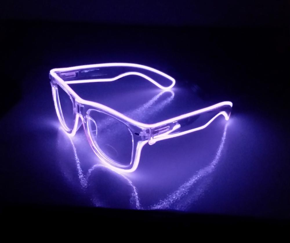 led glasses party brand light up glasses for glow 2016 party cool sunglasses supplier