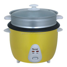 Small color drum shape industrial rice cooker