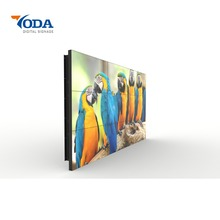 55 inch samsung panel seamless LCD monitor video wall