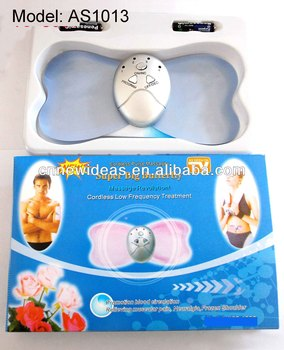 butterfly slimming pads