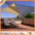 Skilled Technology polyester sun shade sail