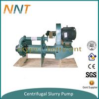 Stable & reliable performance diesel engine driven sump slurry pump