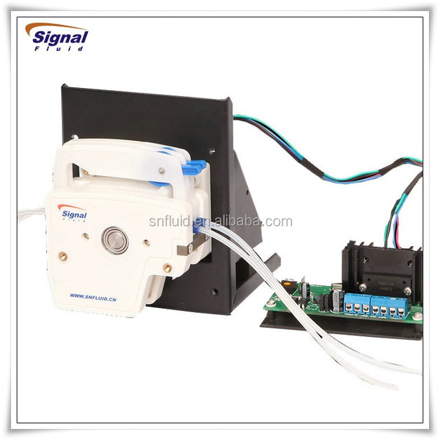 peristaltic pump 12v for drink vending machine fuel dispenser