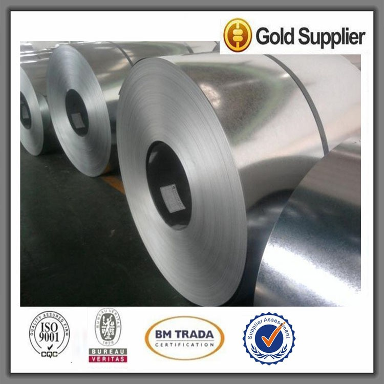 Gi Coils STM A572-M Q235 Low Carbon Galvanized GI Steel COLD Rolled Coils GR65