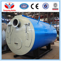 Good Performance Oil and Gas Burner Steam Generator