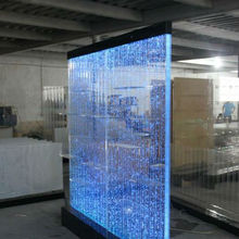 Decorative popular beautiful modern acrylic bubble walls