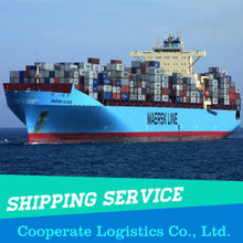 Competitive Sea shipping costs to Ukrain from Shanghai