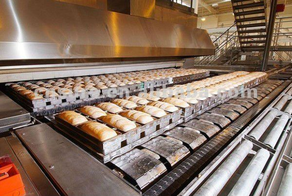 bakery equipment/bread making machine
