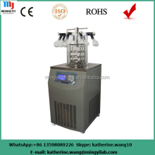 laboratory lyophilizer/freeze drying machine for sale
