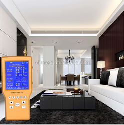 Carbon dioxide detector gas detector air quality monitor with temperature measurement