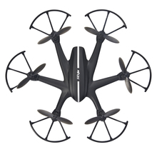 Night Flight RC Remote Control 3D Roll UFO Hexacopter Drone With Gravity Sensor