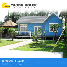 Cheap Prefab Homes Villa Modular Building Luxury Small Modern Design Ready Prefab Steel Frame mobile camp house