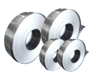 Martensite 17% Cr, AISI 440A, DIN 1.4109 High carbon stainless steel strips in coils