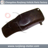 China factory Rear fender A motorcle fairing parts used for Suzuki AX100
