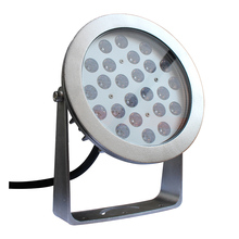 Hot Sales 72w 24V led underwater lights show and fountain