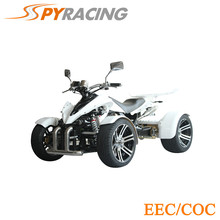 SPY RACING manufacture four wheelers with Spoiler