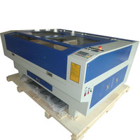 LQ1610 laser equipments 100w laser cutting machine for distributor