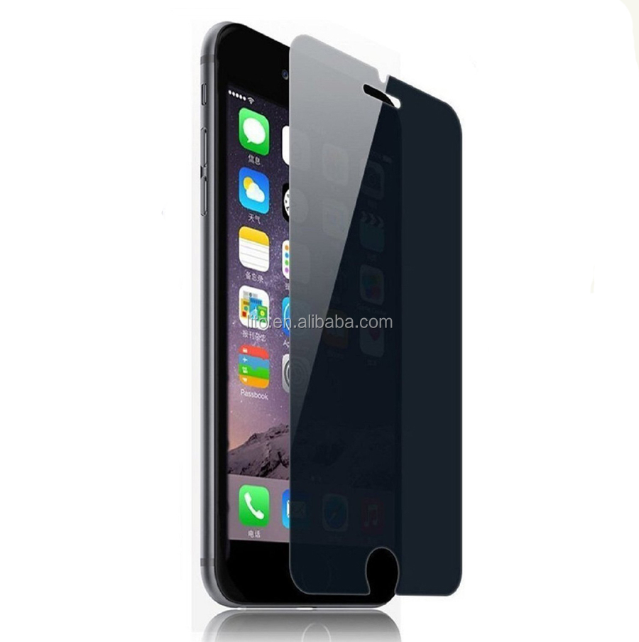 Secure your privacy tempered grass screen protector for iphone6