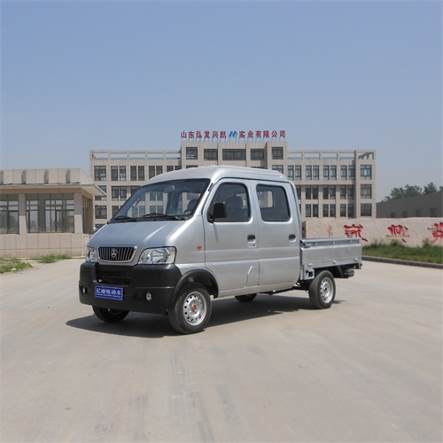 2017 4 seats kumi Electric van pickup/voiture/quadricycle/EV/electric small