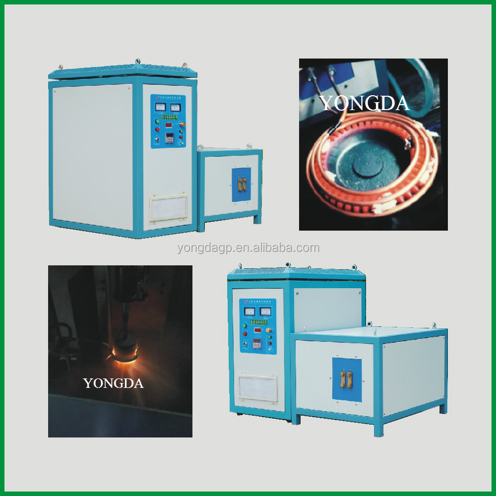 WZP-160 Super high quality gear /sprocket/ shaft induction hardening heater