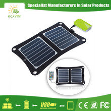 New design 5v 7w solar panel case