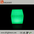 inflatable led cube/ toddler cube chair/ led outdoor party cube table