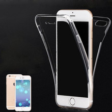 Popular style full cover cheapest low price clear case for iphone 5 6 7,for iphone 6 cases transparent tpu