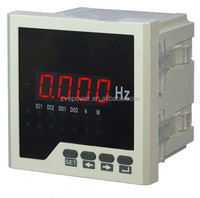 Hot Sell Single Phase AC Frequency Meter Digital LED Display Meter intrustment