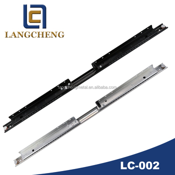 Light-duty Synchronous Ball Bearing Table Channel(extension table mechanism)