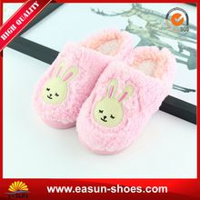 OEM free sample new style girls shoes animal patterns child slipper kids light shoes