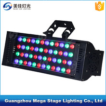 hot selling 48x3w stage light cover dmx512 led strobe rgb guangzhou cheap stage lighting