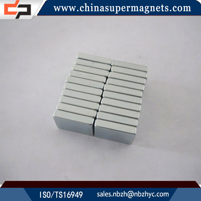 Strong permanent Customized Industrial neodymium/ndfeb magnet