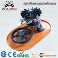 1000W Ac Transmission Box Ac Motor Speed Reducer with Belt and Wheel
