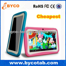 7 inch tablet PC smart pad rockchip 2928 (BO708C)