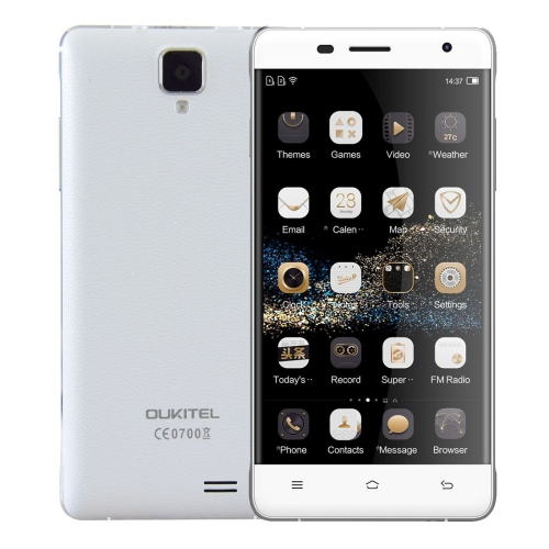$99.26 New arrival Smart Phone Oukitel K4000 Pro MTK6735 Quad Core smart phone 2g ram 16g rom Android 5.1 13.0MP 4600mAh