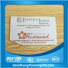Full Color Customized Plastic Rfid Office ID Card Design free sample For ID Tracking